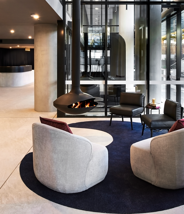 Hotel Interiors Custom Made Furniture