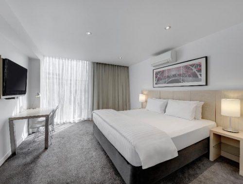 Travelodge Sydney Hotel Interiors