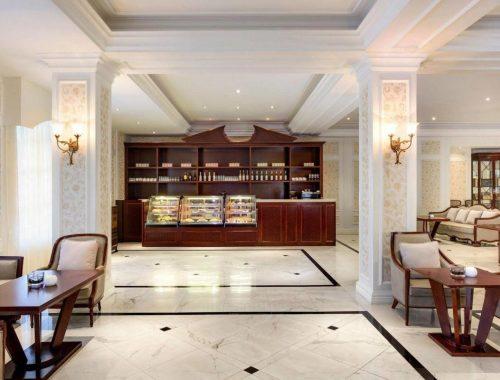 Sheraton Samoa Hotel Interiors