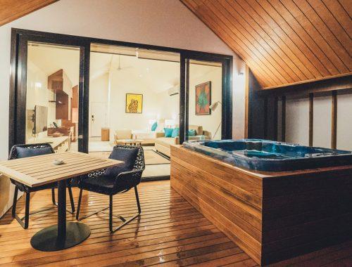 Coral Sea Resort Solomon Island Hotel Interiors