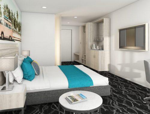 Rydges Gold Coast Hotel Interiors
