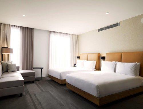 Hyatt Place Essendon Fields Hotel Interiors Fitout