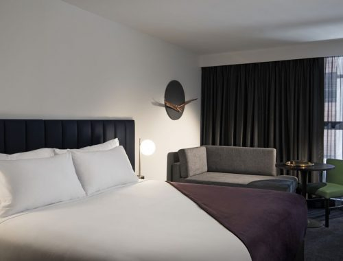 Hotel Interiors Midnight Hotel Canberra