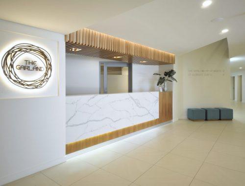 The Garland Hotel Gold Coast Hotel Interiors