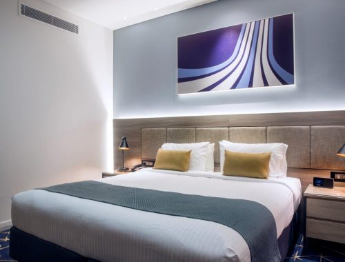 Mercure Liverpool Hotel Interiors