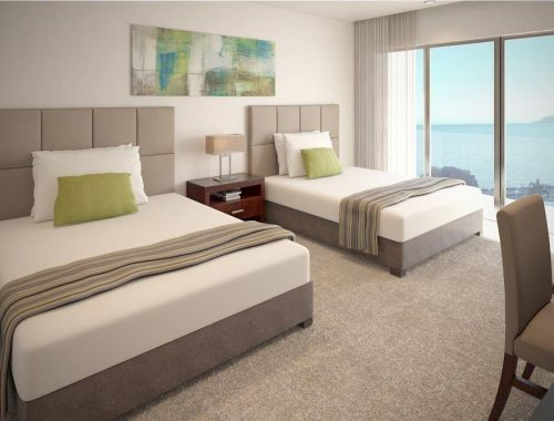 Rydges Carins Hotel Interiors