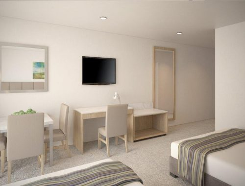 Hotel Interiors Rydges Cairns