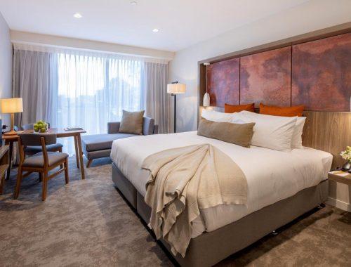 Sudima Christchurch Hotel Interiors