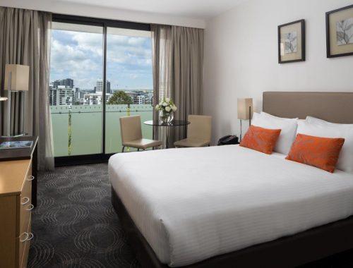 The Park Hotel – Brisbane Hotel Interiors
