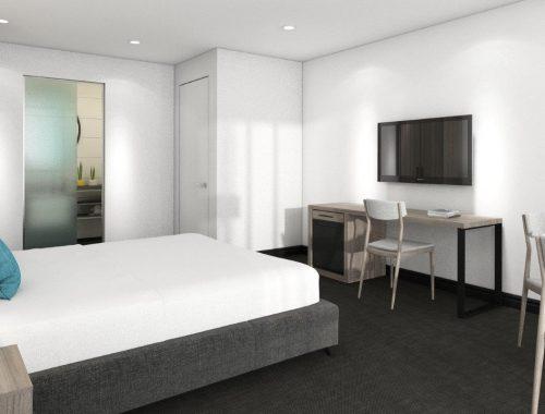 Nesuto Stadium Apartment Hotel - Hotel Interiors