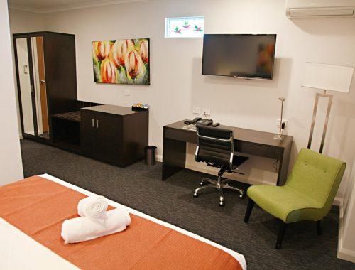 Abbott Boutique Hotel Cairns Hotel Interiors