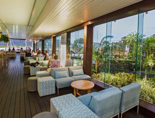 Shangri-La Cairns Hotel Interiors